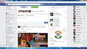 تطبيق الفيس بوك للكمبيوتر