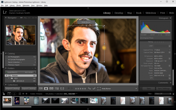 برنامج adobe photoshop lightroom 6