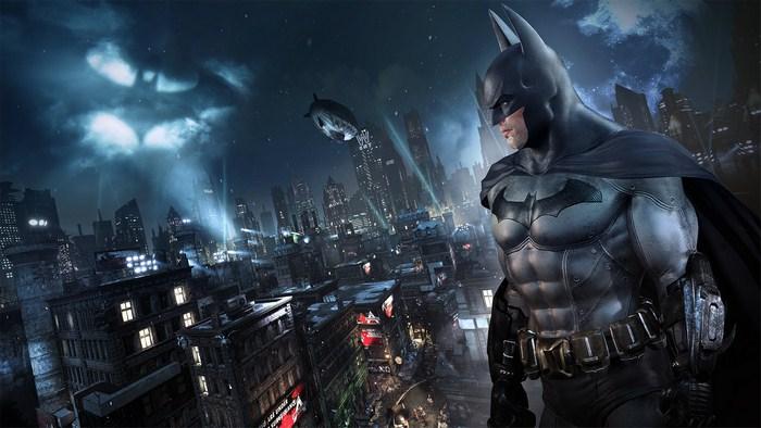 لعبة batman arkham knight للكمبيوتر
