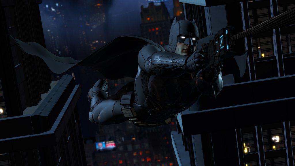 لعبة باتمان للايفون