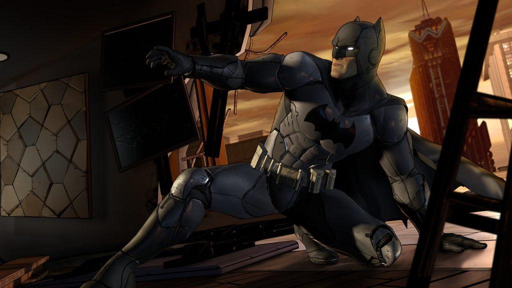 لعبة باتمان للاندرويد