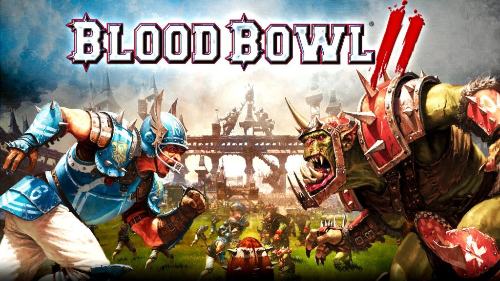 لعبة blood bowl 2