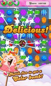 لعبة candy crash
