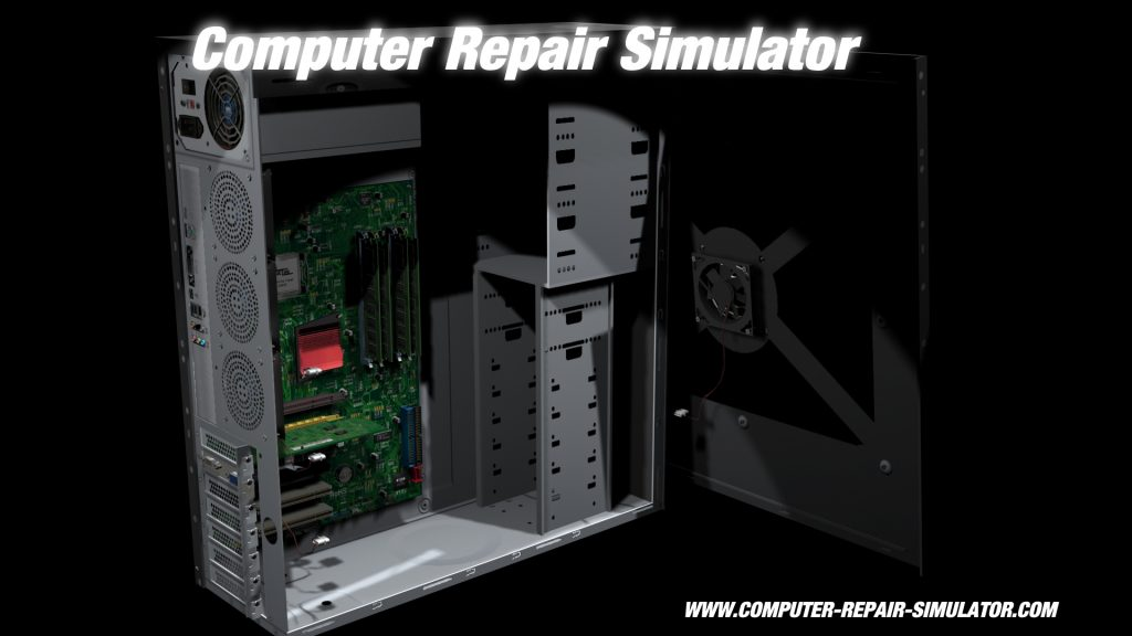 برنامج computer repair simulator