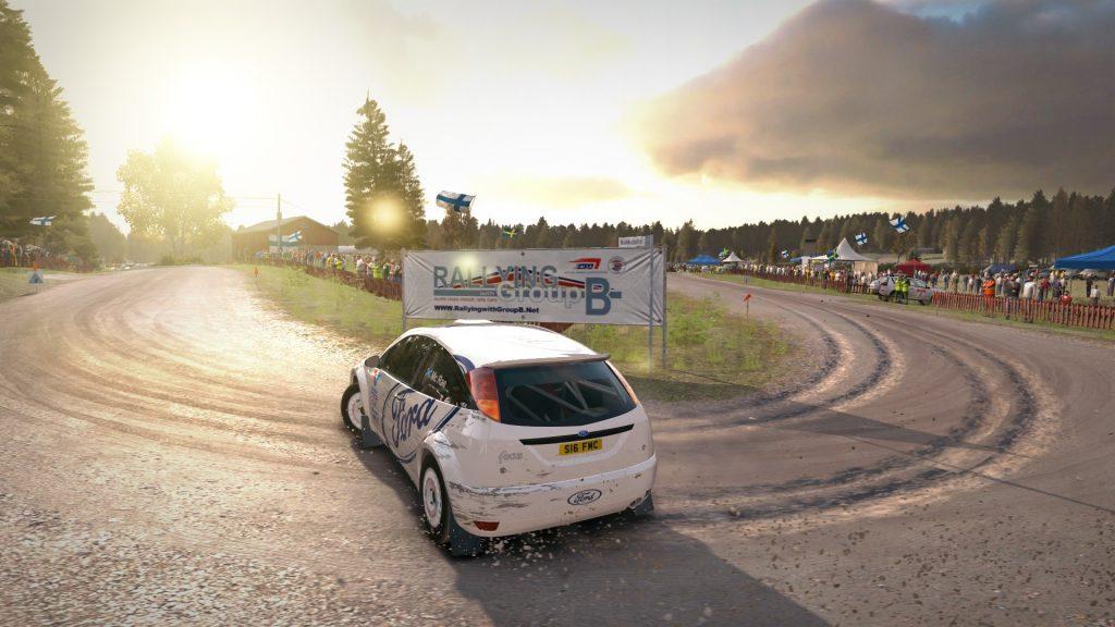 تحميل لعبة dirt rally السيارات