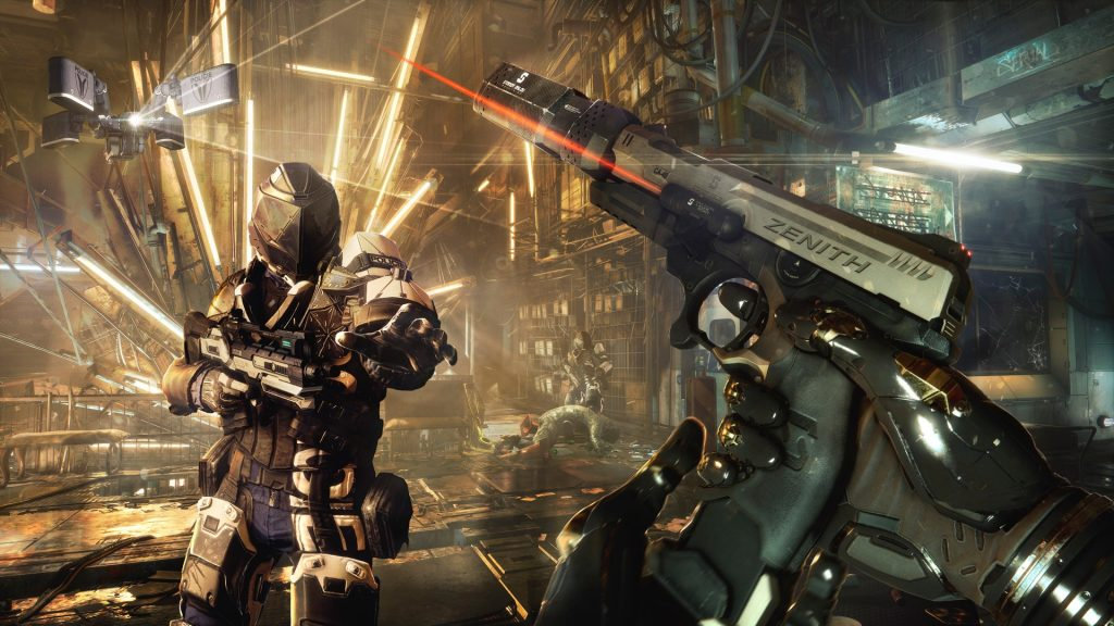 تحميل لعبة deus ex mankind divided