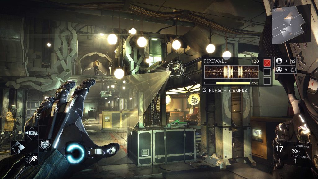 لعبة deus ex mankind divided