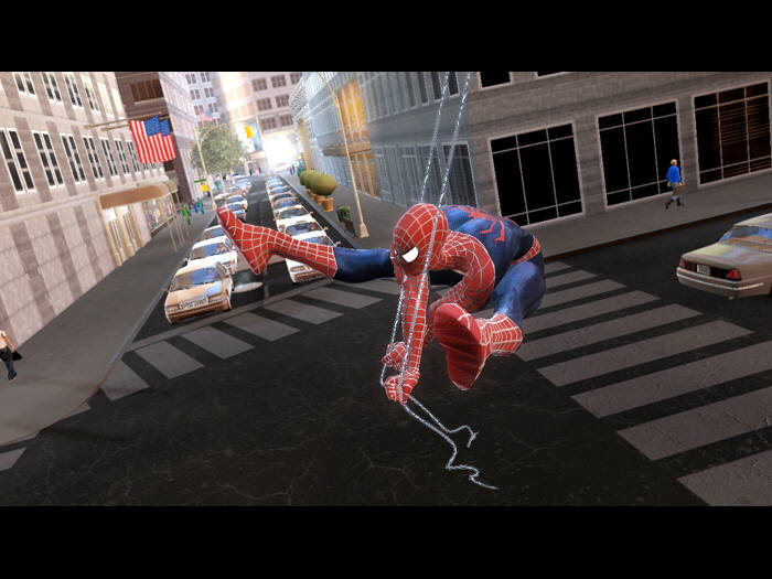 spider man 3 game