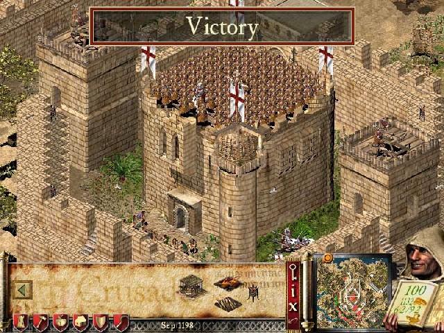 تحميل لعبة stronghold crusader extreme