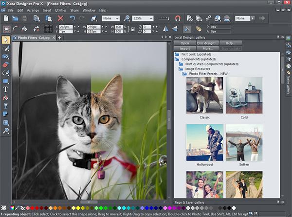 برنامج xara designer pro x 365
