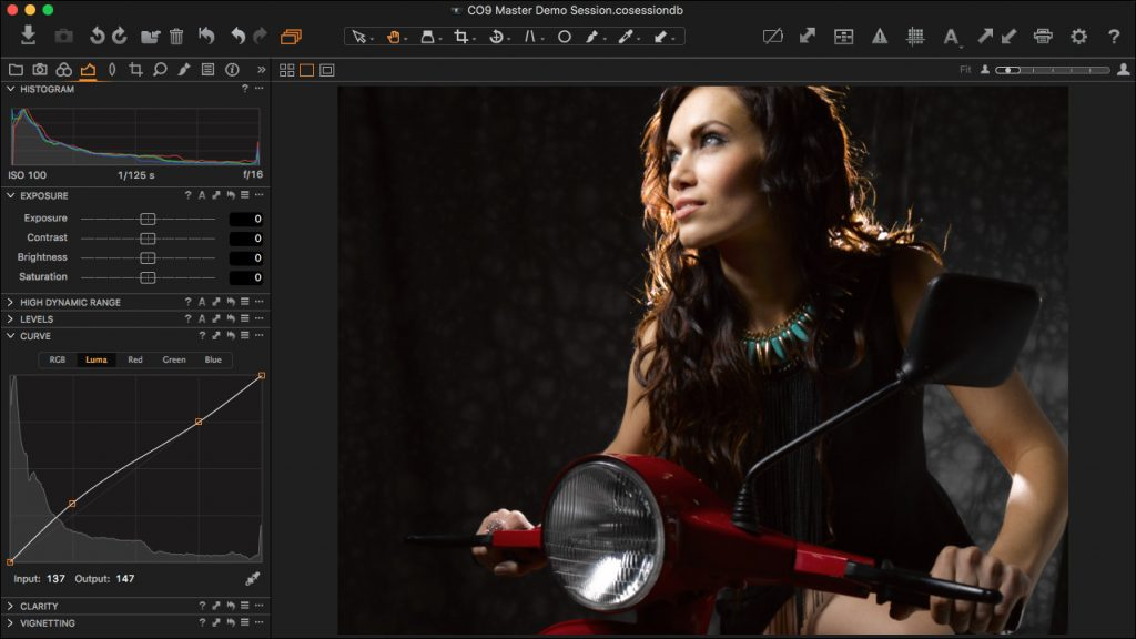 برنامج capture one 10