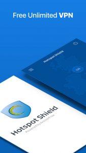 برنامج hotspot shield للايفون