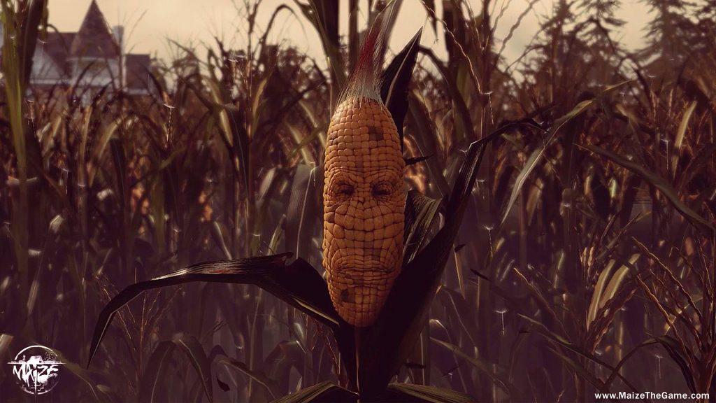 لعبة maize