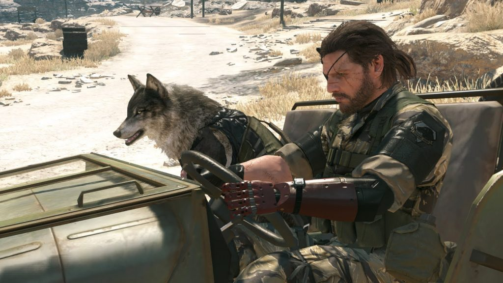 تحميل لعبة metal gear solid v the phantom pain