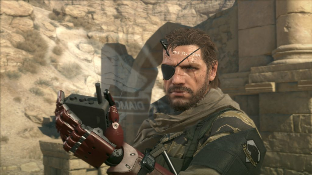 تحميل لعبة metal gear solid v the phantom pain مجانا