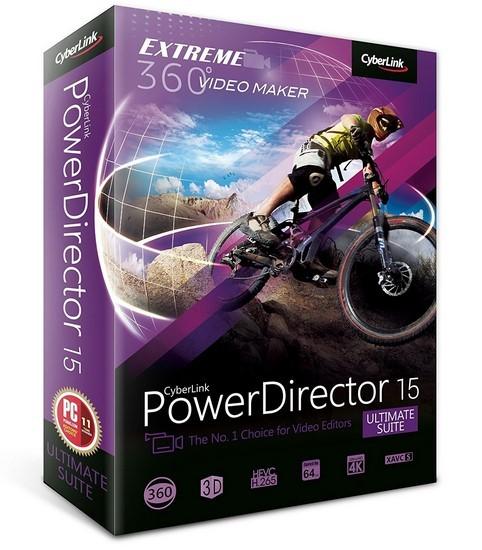 تحميل برنامج powerdirector 15 كامل
