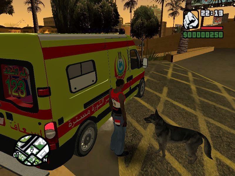 تحميل لعبة Gta مصر