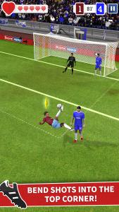 soccer hero mod apk